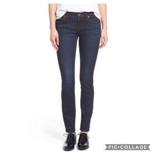Madewell Skinny Skinny Jean In Lakeshore Wash